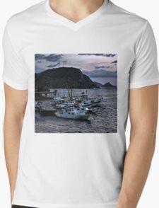 gumusluk Mens V-Neck T-Shirt