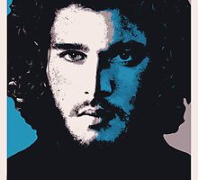 Jon Snow by Immortalsushi