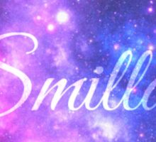 Smillan (Starry Font) Sticker