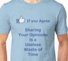 Share Unisex T-Shirt