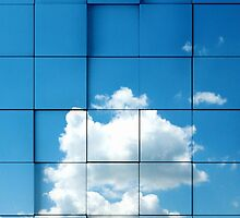 Abstract sky concept by carloscastilla