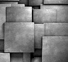 Concrete blocks by carloscastilla