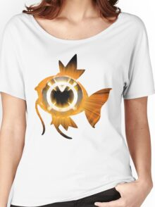 Magikarp Orange Lantern Women's Relaxed Fit T-Shirt