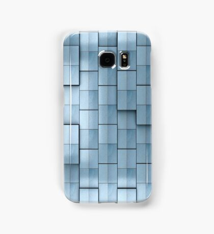Tile background Samsung Galaxy Case/Skin