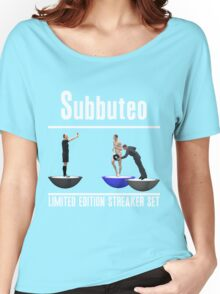 Subbuteo: Limited Edition Streaker Set V2 Women's Relaxed Fit T-Shirt