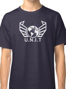 New U.N.I.T (White) Classic T-Shirt
