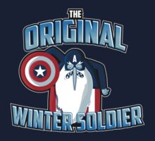 The Original Winter Soldier by morlock