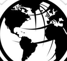 New U.N.I.T (Black) Sticker