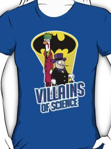 Villains of Science T-Shirt