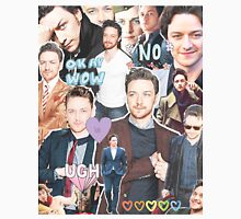 james mcavoy collage Unisex T-Shirt