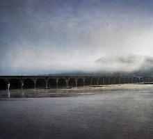 Rockville Bridge by Karen Johnson