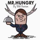 MR. HUNGRY by LooneyCartoony
