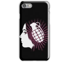 THOUGHT - grenade iPhone Case/Skin