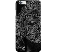 marilyn  manroe iPhone Case/Skin