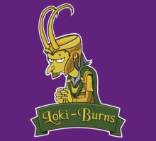 Loki -Burns by morlock