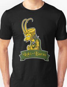 Loki -Burns T-Shirt