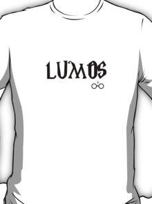 Lumos charm - Harry potter T-Shirt