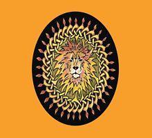 Lion Celtic Knot Mandala Unisex T-Shirt