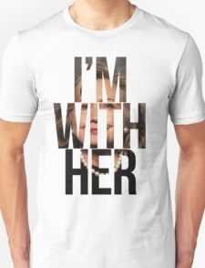 I'm With Her Hillary Clinton 2  T-Shirt