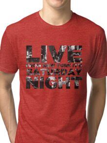 Live from NY Tri-blend T-Shirt