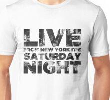 Live from NY Unisex T-Shirt