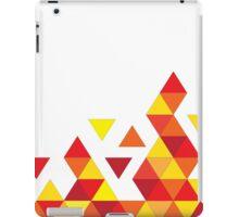 Triangular Flame iPad Case/Skin