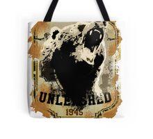 1945 Bear Style Tote Bag