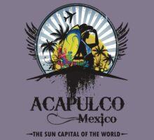 Acapulco Mexico Kids Clothes