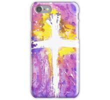 Thank you for the Cross iPhone Case/Skin