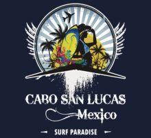 Cabo San Lucas Mexico Beach by dejava
