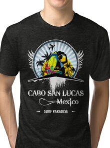 Cabo San Lucas Mexico Beach Tri-blend T-Shirt