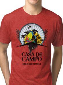 Casa de Campo Tri-blend T-Shirt
