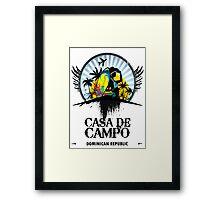 Casa de Campo Framed Print