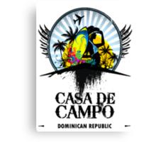 Casa de Campo Canvas Print