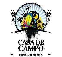 Casa de Campo Photographic Print