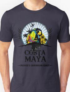 Costa Maya Unisex T-Shirt