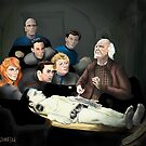 The Anatomy Lesson of Doctor Noonien Soong by Jesse Rubenfeld