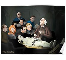 The Anatomy Lesson of Doctor Noonien Soong Poster
