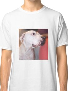 Pow pow the wonder dog Classic T-Shirt