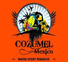 Cozumel Mexico Summer Place Unisex T-Shirt