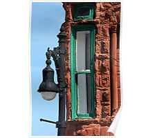 Architectural Detail 11 Poster