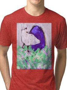 Easter Egg Tri-blend T-Shirt
