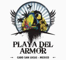 Playa Del Armor Mexico by dejava