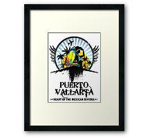 Puerto Vallarta Mexico Framed Print