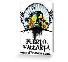 Puerto Vallarta Mexico Greeting Card