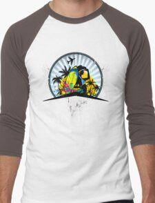 Nice Old San Juan Men's Baseball ¾ T-Shirt