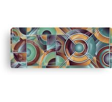 Sage And Bagel Canvas Print