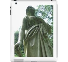 Stone Angel: Don't Blink iPad Case/Skin