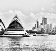 Exposed Opera, Sydney by Cherrybom
