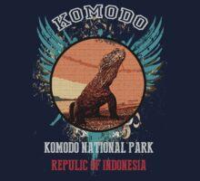 Komodo National Park Adventures by dejava